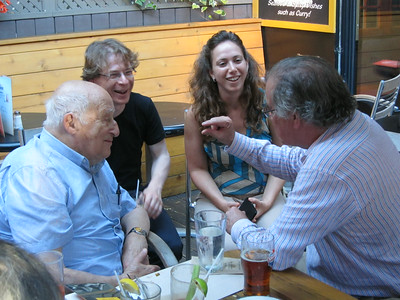 Eric Koch anniversary August 31, 2014