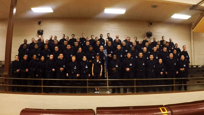12th recruit class with taya kyle