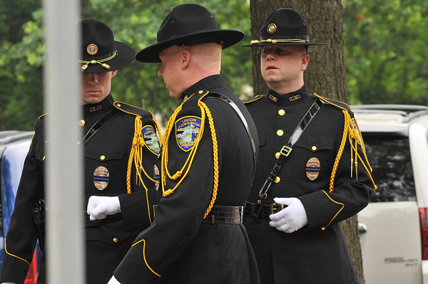 Honor Guard Competition