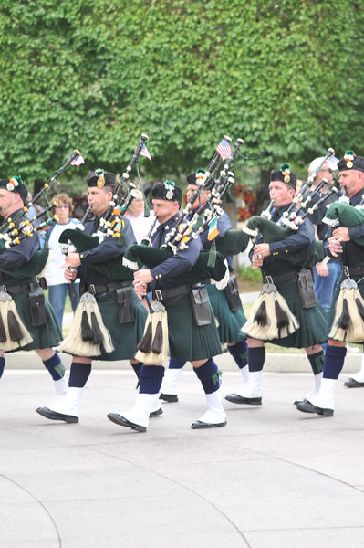 Pipe & Drum Marching Parade