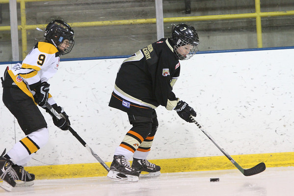 London Bandits Orange MD_Squirt 2-6-14