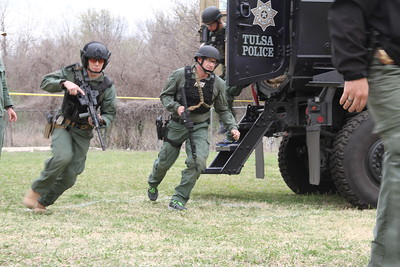 2017 Oklahoma SWAT Competition