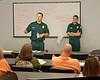 Academy Facilitators FFs Dan Dawson (L) & Jadan Cole (R)