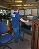 Ergonomically flexible communications station