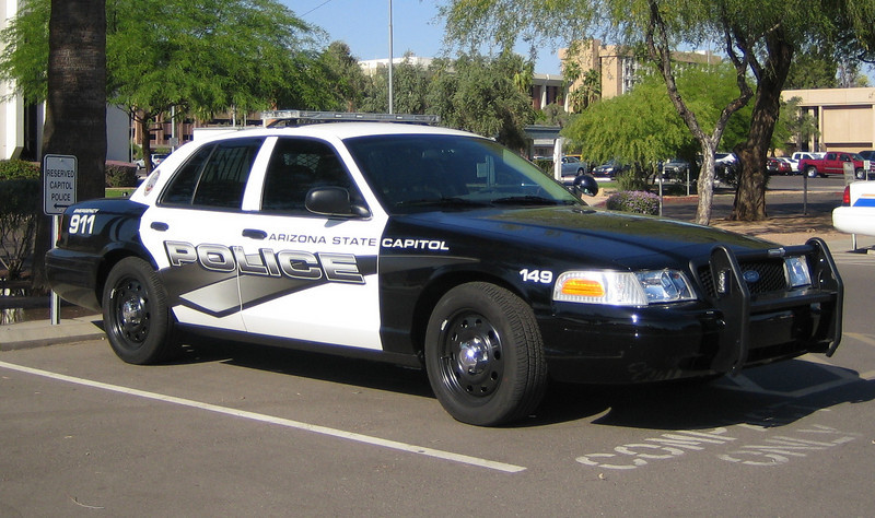 AZ State Capitol #149 Ford Crown Victoria (ps)
