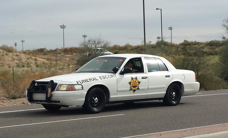 AZ Traffic Services Ford Crown Victoria
