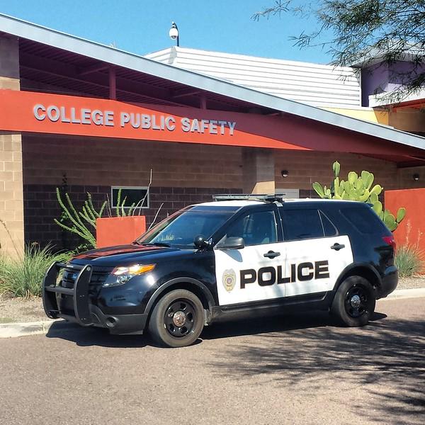 Estrella Community College Police Ford Utility Interceptor
