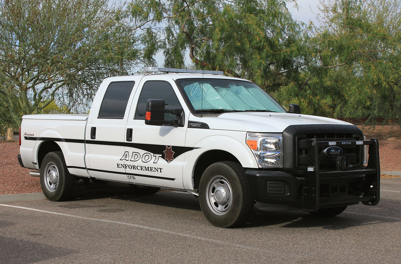 ADOT Enforcement Ford F250 #CF50 (ps)