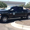 Apache County, AZ Sheriff Dodge Ram 2500
