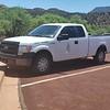 AZ State Parks Ranger Ford F150