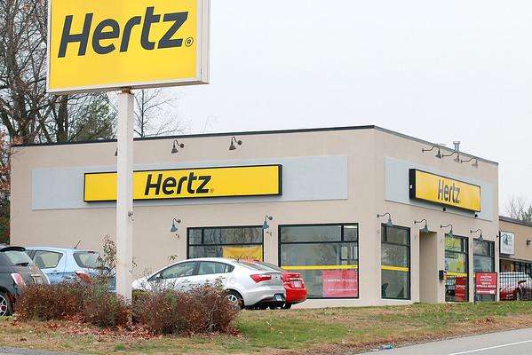 Bomb Threat at Hertz