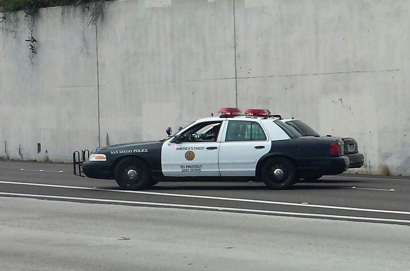 San Diego Ford Crown Victoria