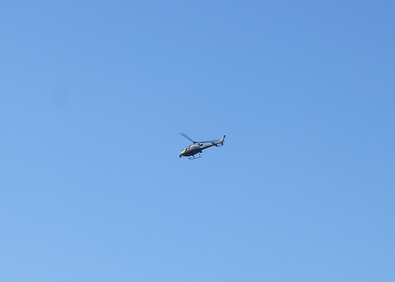 LA City PD Helicopter