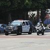LA Sheriff Chevy Tahoe K-9 and BMW Motorcycle