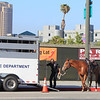 LA City PD Mounted Unit