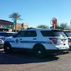AZ DPS 2015 Ford Utility Interceptor #15206 (rear)
