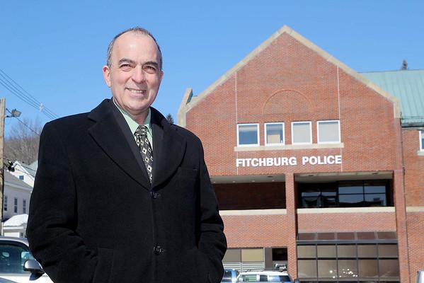 Fitchburg Police Chief Robert DeMoura