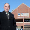 Fitchburg Police Chief Robert DeMoura. SENTINEL & ENTERPRISE/JOHN LOVE
