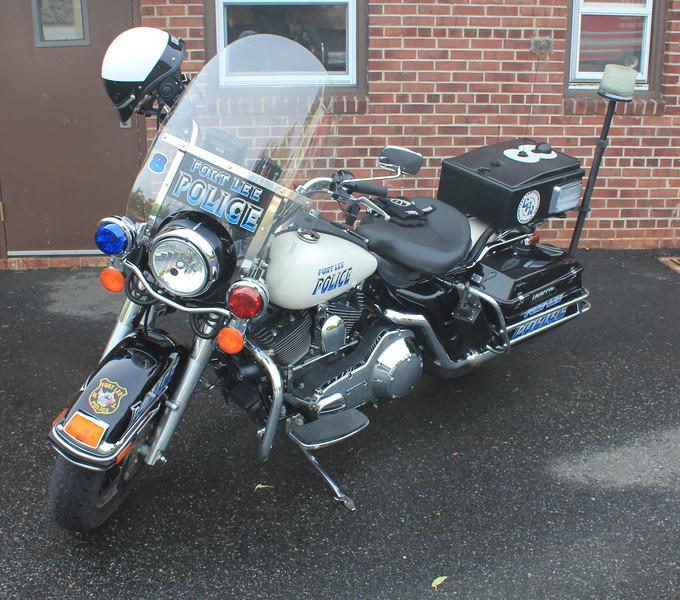 FLPD MC8 Harley Davidson