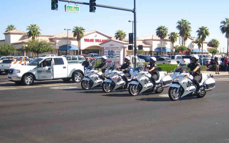 GLN PD Honda motorcyles pick up