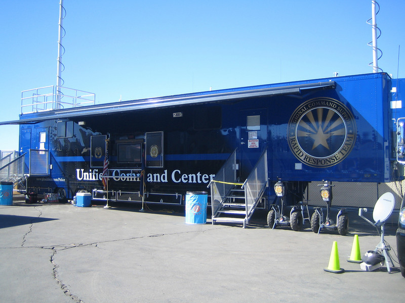 GLN CV151 Unified Command Post
