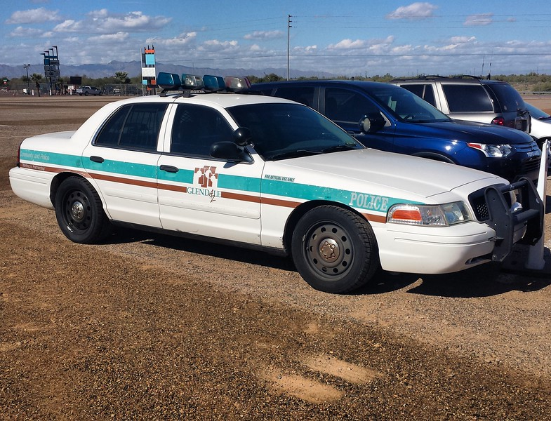 GLN PD Ford Crown Victoria (ps)