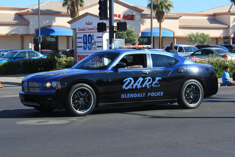 GLN Dare Dodge Charger