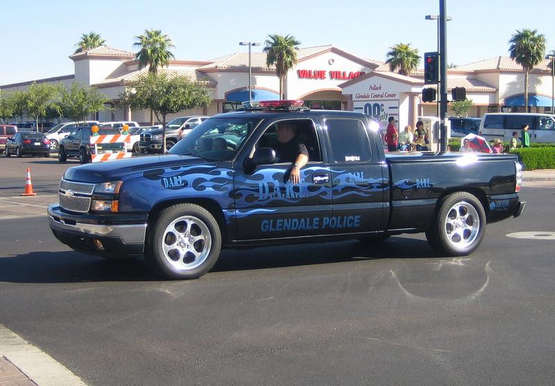 GLN PD Dare 2005 Chevy Silverado