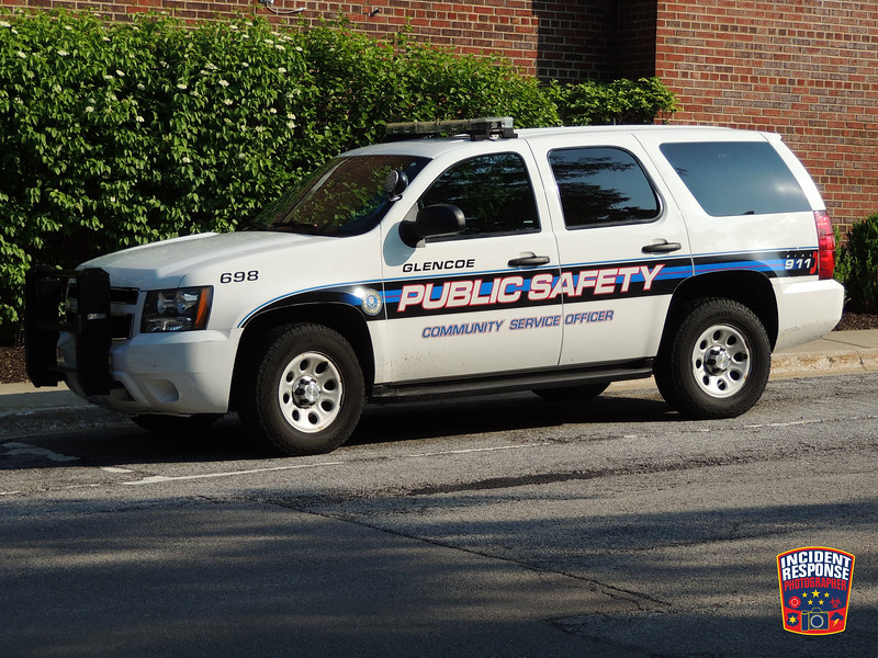 Glencoe Public Safety Community Service Officer
