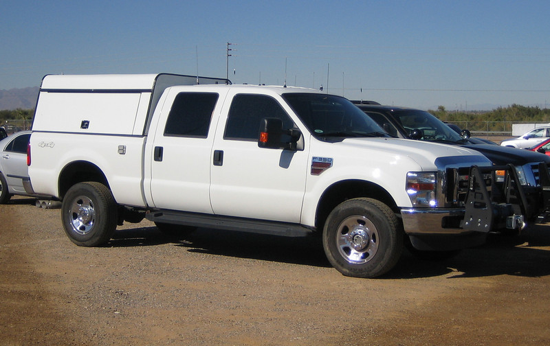 MCSO Ford F350 (ps)