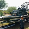 MCSO Airboat