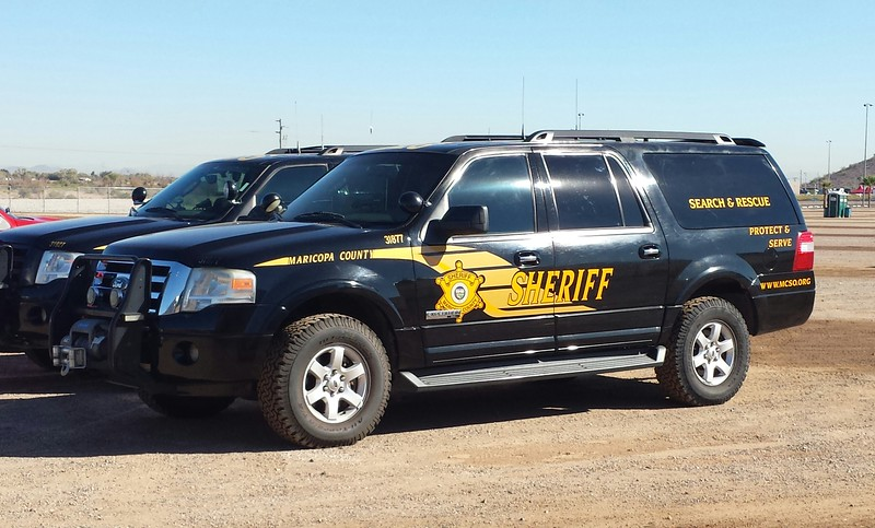 MCSO Ford Expedition #31877