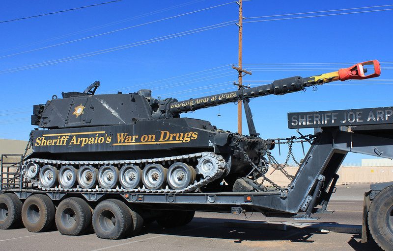 MCSO The Tank M1 Abrams (ps)