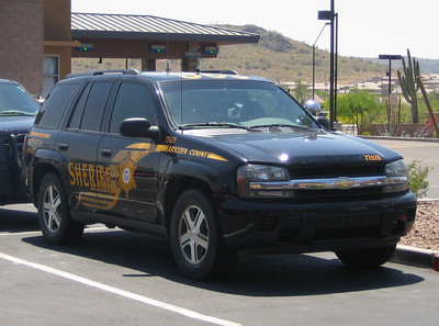 MCSO Chevy Trailblazer #72628 (ps)