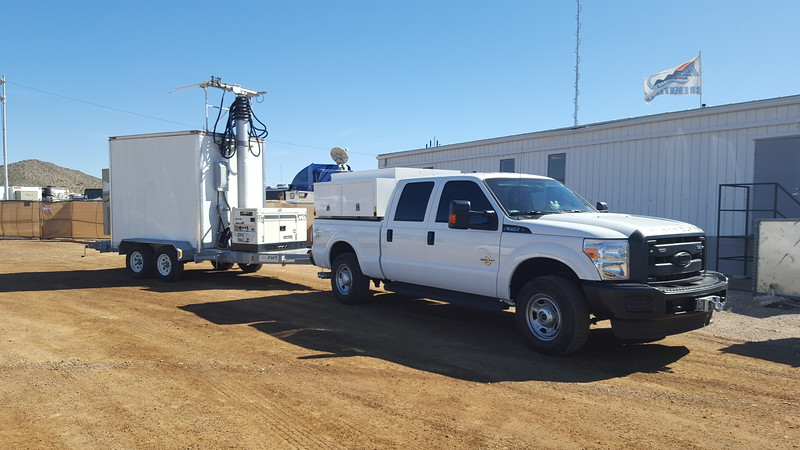 MCSO COML 2015 Ford F350 mobile repeater (ps)