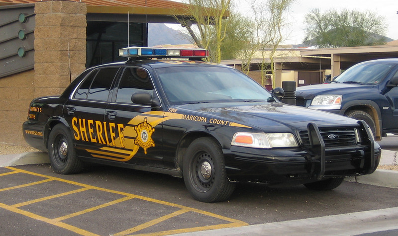 MCSO Ford Crown Victoria #11049 (ps)