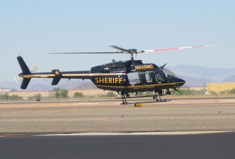 MCSO FOX Bell Ranger #N905MC (ps) 1