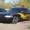MCSO Ford Crown Victoria #11039