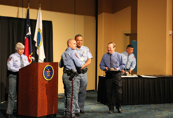 McAllen Police Cadets Graduation