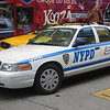 NYPD #1516 Ford Crown Victoria