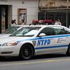 NYPD Chevy Impala #4498