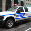 NYPD 2009 Ford F250 #9901