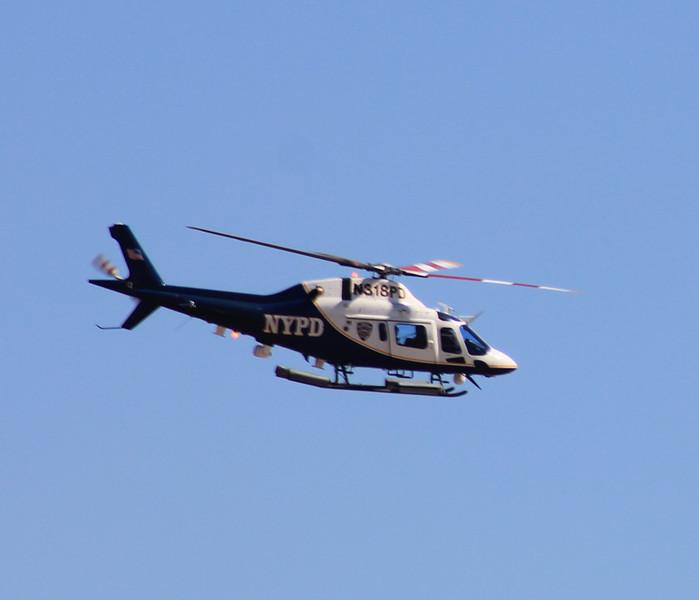 NYPD 2004 Agusta Spa A119 #N318PD (ps)