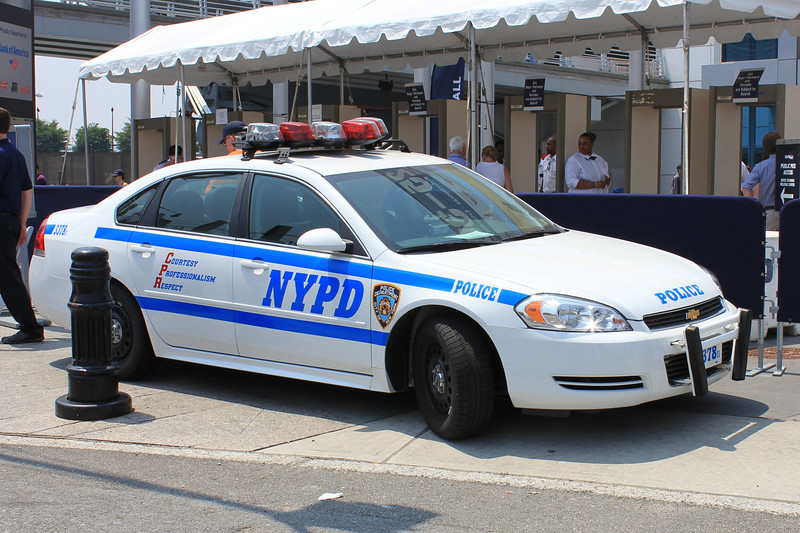 NYPD 2011 Chevy Impala #3378 (ps)