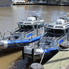 NYPD boats