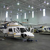 NJ State Police Helicopters - (3) Sikorsky S-76 and (2) Bell Rangers (by Matt Carey)