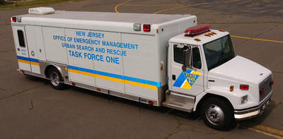 NJ Task Force 1 Freightliner (by Matt Carey)