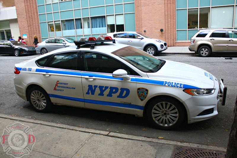NYPD FSD Fleet Services Division