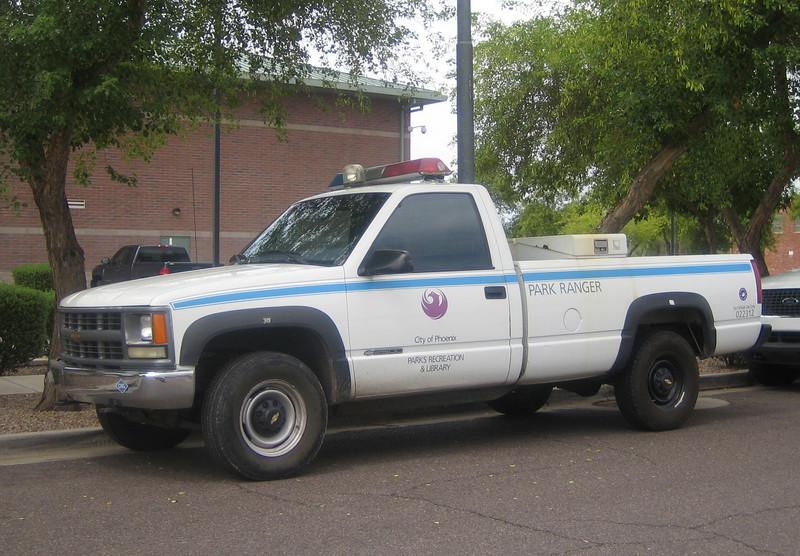 PHX Park Ranger 1990 Chevy Silverado 2500 #022312