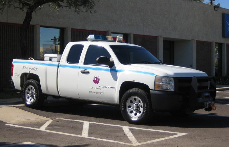 PHX Park Ranger 2007 Chevy Silverado #721371 (ps)